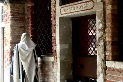 Jewish ghetto tour Venice