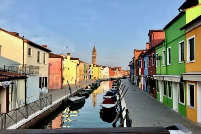 Tour if Venice islands: Burano