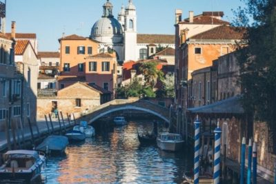 Secret itinerary tour in Venice: Dorsoduro