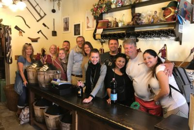 Wine and food tour in Venice