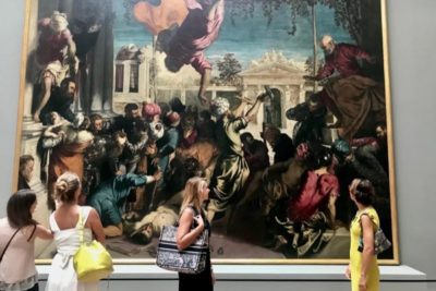 Tour in Venice: art and museums