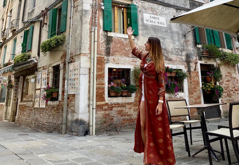 Lucia private Venice tour guide