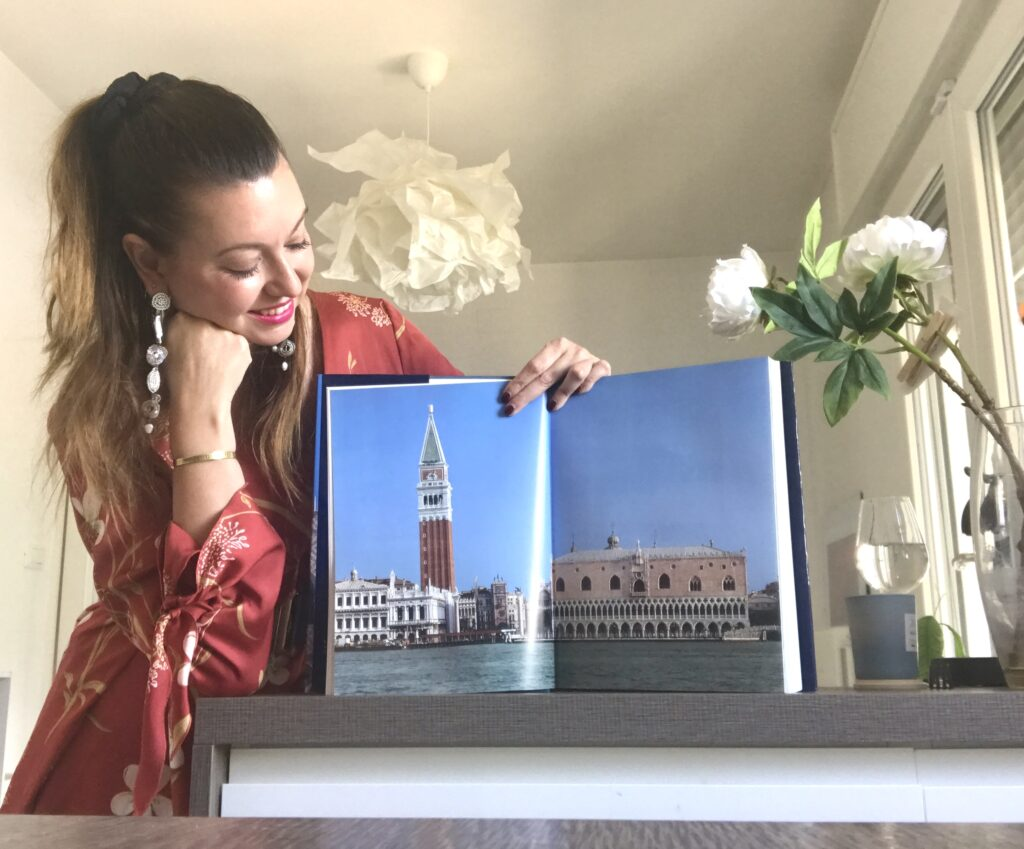 Online tours from Venice