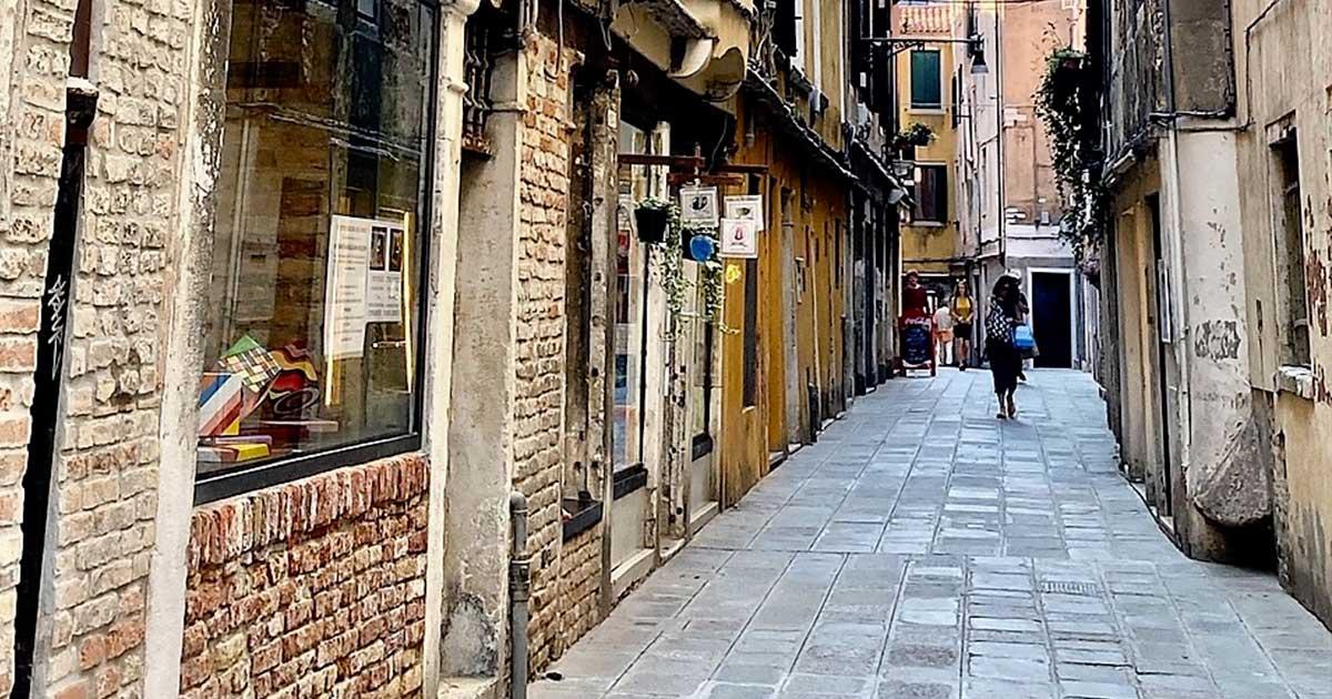 Jewish Venetian Ghetto