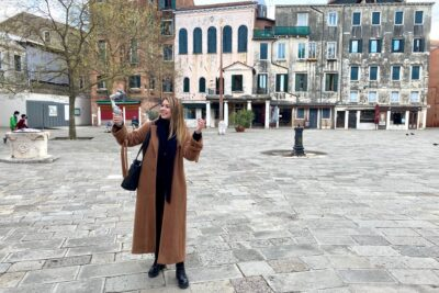 Live virtual tour of Venice Jewish Ghetto