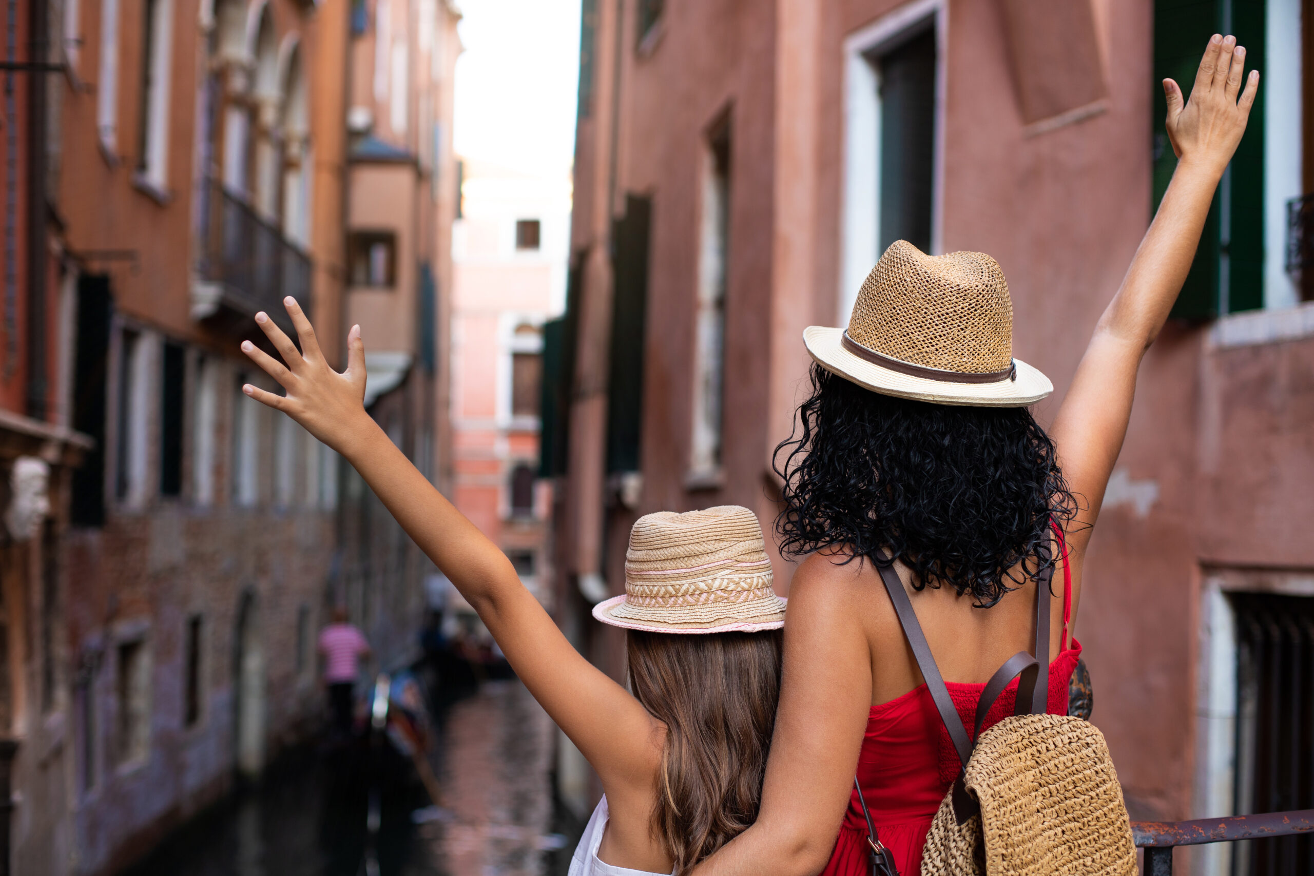 Hidden Venice family treasure hunt